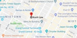 New York City DDos Attack Lawyer